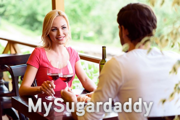 Sugar Baby First Date - Stay in the Moment and enjoy the