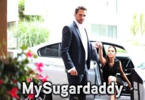 Sugar daddy definition