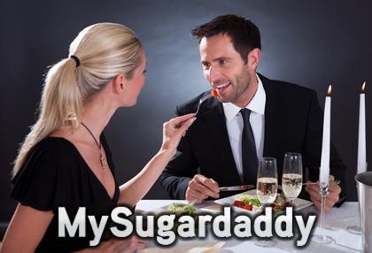 Rich sugar daddy dating