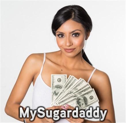 asking my sugar daddy for money