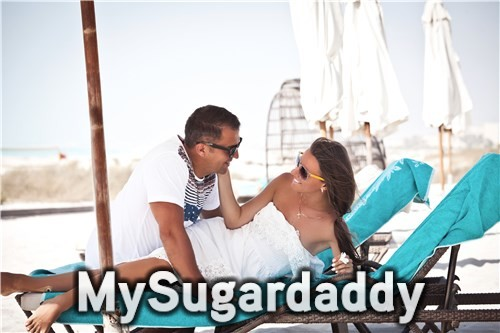Living with My Sugar Daddy