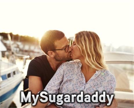 Should I kiss my sugar daddy