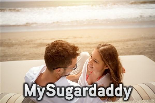 Sleeping with my sugar daddy