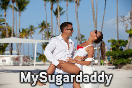 Vacation with my sugar daddy