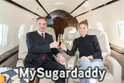 Travel with your Sugar Daddy