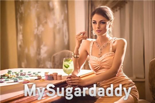 Fancy cocktails for fancy Sugar Babys