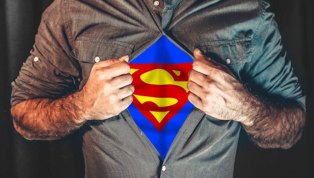 Halloween costumes: Superman