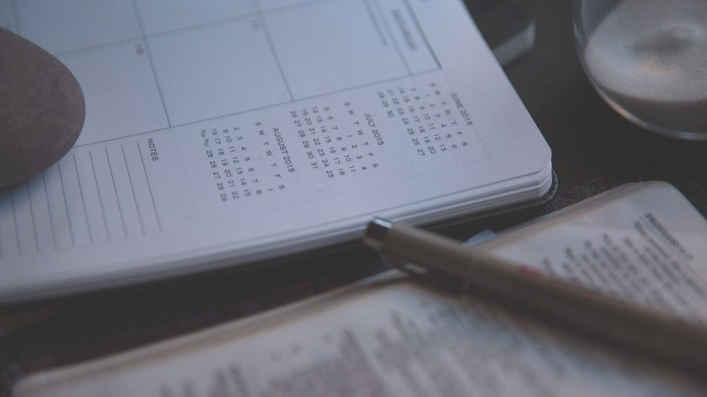 Writing activities can be a strategy to  turn them into habits