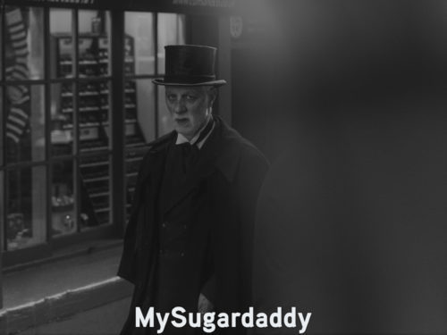 """The first """"Sugar Daddy"""" ever"""