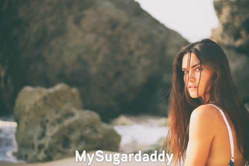 sugar baby ready to show what she likes